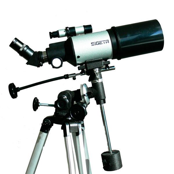 купить Телескоп SIGETA Libra 80/400