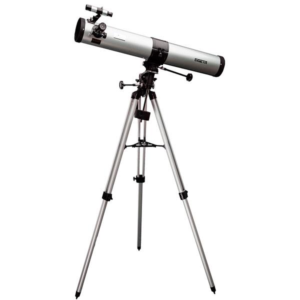 купить Телескоп SIGETA Polaris 76/900 EQ