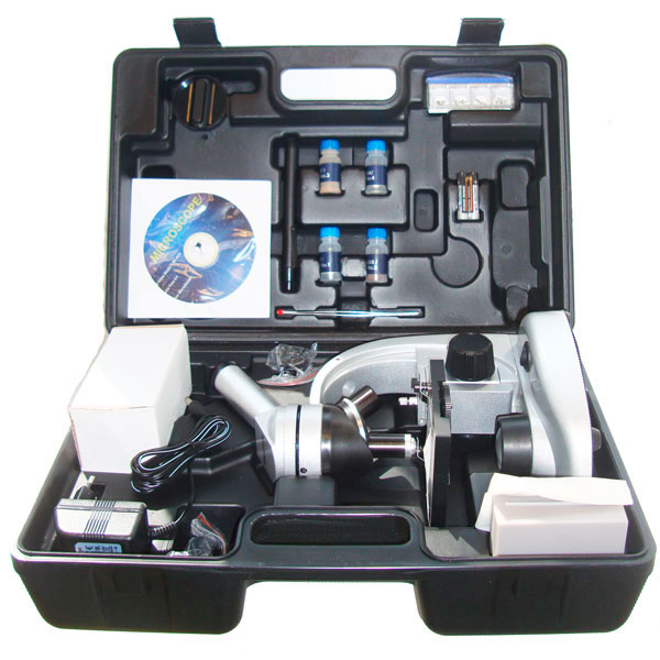 купить Микроскоп SIGETA Prize-2 (40x-1024x)