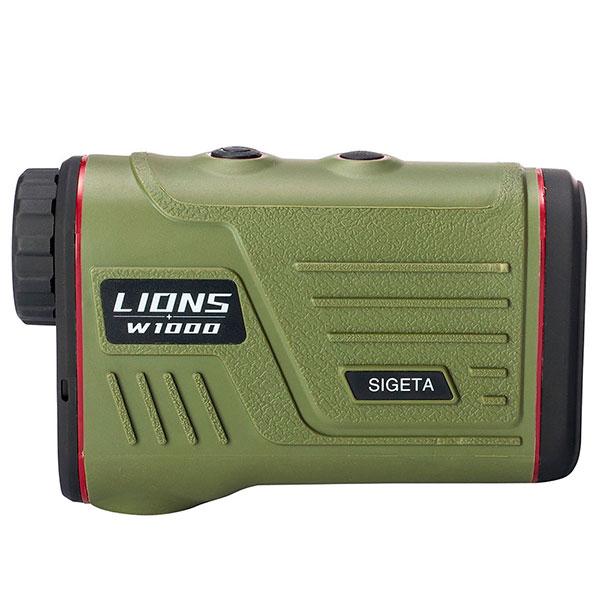 купить Лазерный дальномер SIGETA LIONS W1000A