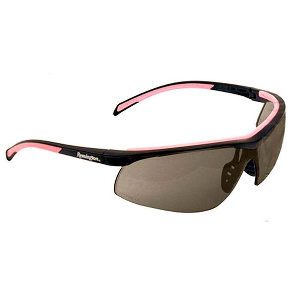 купить Стрелковые очки REMINGTON T-71 PINK (серые)