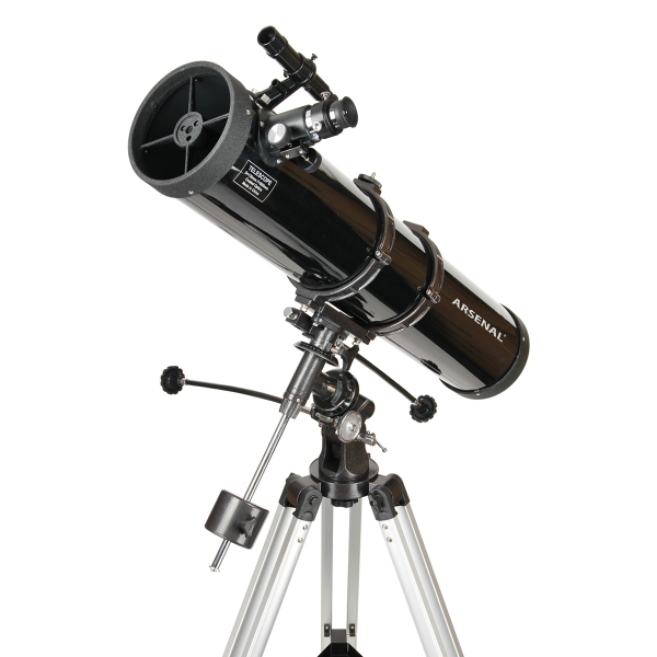 купить Телескоп ARSENAL (Synta) 130/900 EQ2