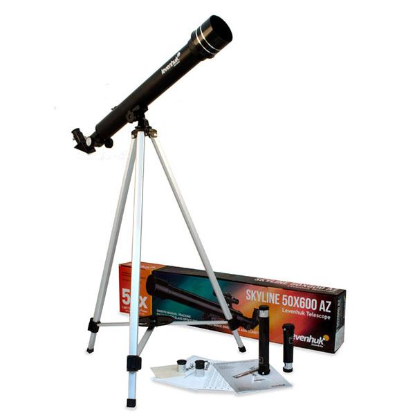 купить Телескоп LEVENHUK Skyline 50x600 AZ