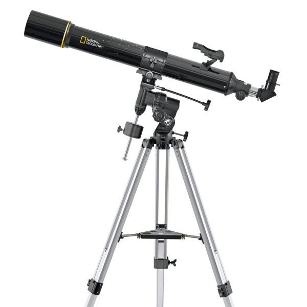 купить Телескоп NATIONAL GEOGRAPHIC Refractor 90/900 EQ3