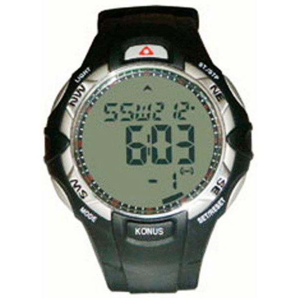 купить Спортивные часы KONUS TREKMAN-V