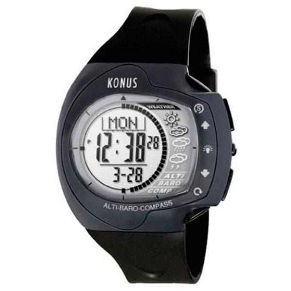 купить Спортивные часы KONUS TREKMAN-XP