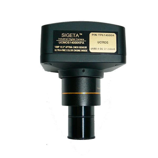 купить Цифровая камера для микроскопа SIGETA UCMOS 14000 14.0MP