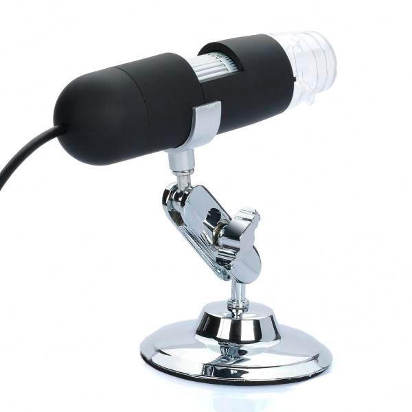 купить Цифровой микроскоп SIGETA CAM-05 5x-500x 2.0 Mpx