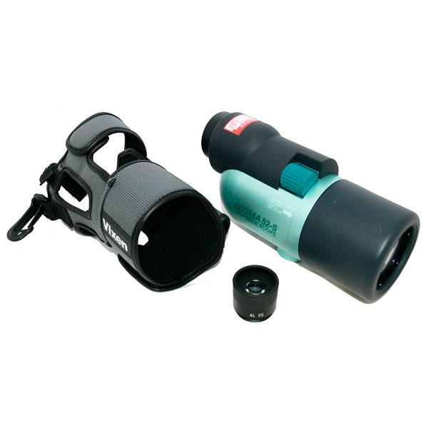 купить Подзорная труба VIXEN GEOMA 52S зеленая (комплект с GL15)