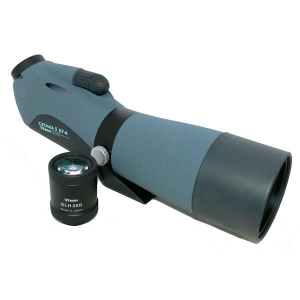 купить Подзорная труба VIXEN GEOMA II 67-A (комплект с GLH20D)