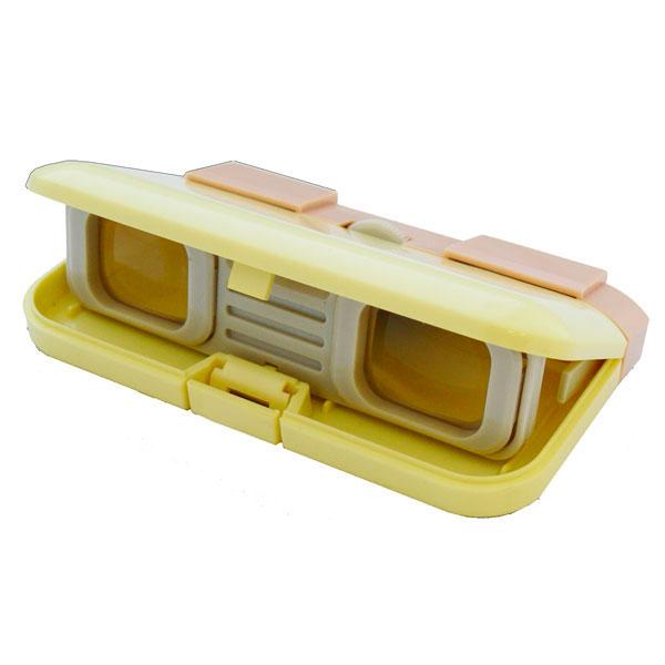 купить Театральный бинокль VIXEN Opera Glasses 3x28 (желтый)
