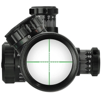 BARSKA GX2 10-40x50 SF (IR Mil-Dot R/G) Оптический прицел по лучшей цене