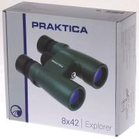 PRAKTICA Explorer 8x42 WP Бинокль
