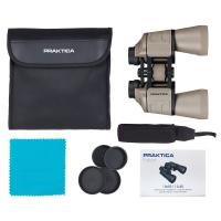 PRAKTICA Falcon FMC 10x50 Sand Бинокль по лучшей цене