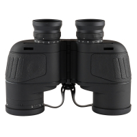 SIGETA Admiral 7x50 (Black/Yellow/Blue) floating/compass/reticle Морской бинокль