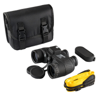 SIGETA Admiral 7x50 (Black/Yellow/Blue) floating/compass/reticle Морской бинокль купить в Киеве