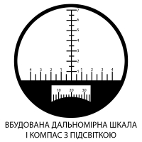 SIGETA Admiral 7x50 (Black/Yellow/Blue) floating/compass/reticle Морской бинокль с гарантией