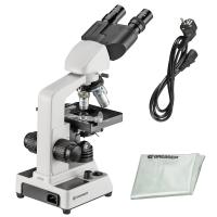 BRESSER Bino Researcher 40x-1000x Микроскоп по лучшей цене