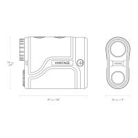 HAWKE LRF Vantage 900 LCD Лазерный дальномер по лучшей цене