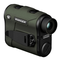VORTEX Ranger 1800 6x22 Лазерный дальномер с гарантией