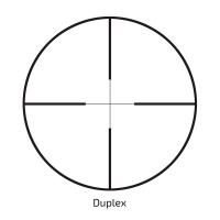 DELTA OPTICAL TITANIUM 4-16x42 Duplex Оптический прицел по лучшей цене