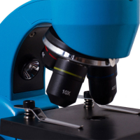 LEVENHUK Rainbow 50L 40x-800x (в 5 расцветках) Микроскоп