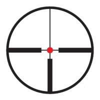 HAKKO Superb 30 3-12x50 (4A IR Dot Red) Оптический прицел