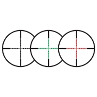 HAKKO Tactical 30 3-12x50 SF (Mil Dot IR R/G) Оптический прицел