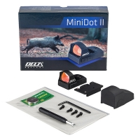 DELTA OPTICAL Mini Dot II Коллиматорный прицел