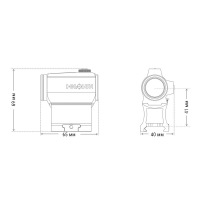 HOLOSUN HE403B-GR Elite Коллиматорный прицел
