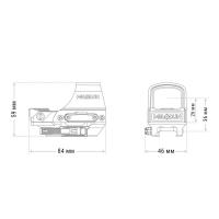 HOLOSUN HS510C-GR Коллиматорный прицел