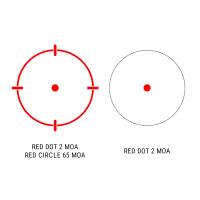 HOLOSUN Paralow HS515CM Коллиматорный прицел