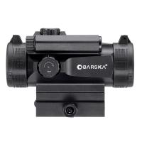 BARSKA AR-X Red Dot 1x30 HQ (Weaver/Picatinny) Коллиматорный прицел с гарантией