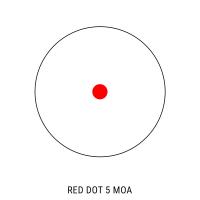 BARSKA Red Dot 2x30 WP (Weaver/Picatinny) Коллиматорный прицел