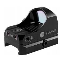HAWKE Micro Reflex Dot 3 MOA WP DC (Weaver)  Коллиматорный прицел купить в Киеве