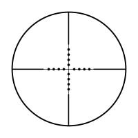 KONUS KONUSPRO 6-24x44 MIL-DOT АО Оптический прицел