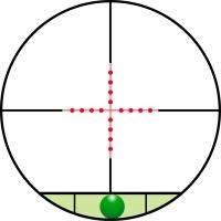 KONUS KONUSPRO M-30 8.5-32x52 MIL-DOT IR Оптический прицел