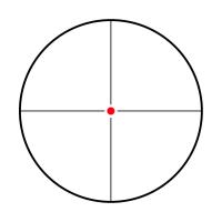 KONUS KONUSPRO-PLUS 6-24x50 30/30 IR AO Оптический прицел по лучшей цене