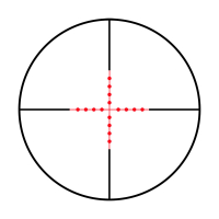 KONUS KONUSPRO T-30 3-12x50 MIL-DOT IR Оптический прицел