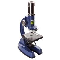 KONUS KONUSTUDY-4 (100x, 450x, 900x) с адаптером для смартфона Детский микроскоп