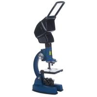 KONUS KONUSCIENCE (100x-1200x) в кейсе Детский микроскоп