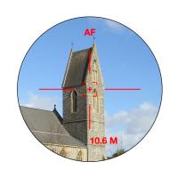 BRESSER 6x24/800m WP/OLED Лазерный дальномер по лучшей цене