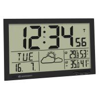 BRESSER MyTime Jumbo LCD (White/Black) Метеостанция купить в Киеве