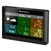 BRESSER Weather Center 5-in-1 Comfort Colour (Black) Метеостанция купить в Киеве