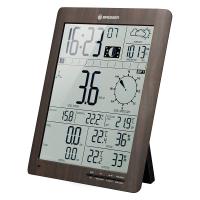 BRESSER Weather Center ClimaTemp XXL (Brown) Метеостанция купить в Киеве