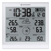 BRESSER Weather Center JC XXL 5-in-1 (White) Метеостанция купить в Киеве