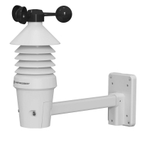 BRESSER WIFI Colour 3-in-1 Wind Sensor (Black) Метеостанция с гарантией