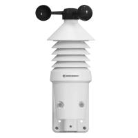 BRESSER WIFI Colour 3-in-1 Wind Sensor (Black) Метеостанция по лучшей цене