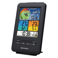 BRESSER WIFI Colour 4-in-1 UV/Light Sensor (Black) Метеостанция купить в Киеве