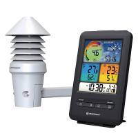 BRESSER WIFI Colour 4-in-1 UV/Light Sensor (Black) Метеостанция по лучшей цене